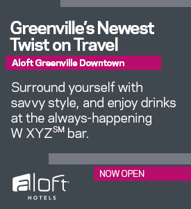 Aloft Greenville 02.04.2016