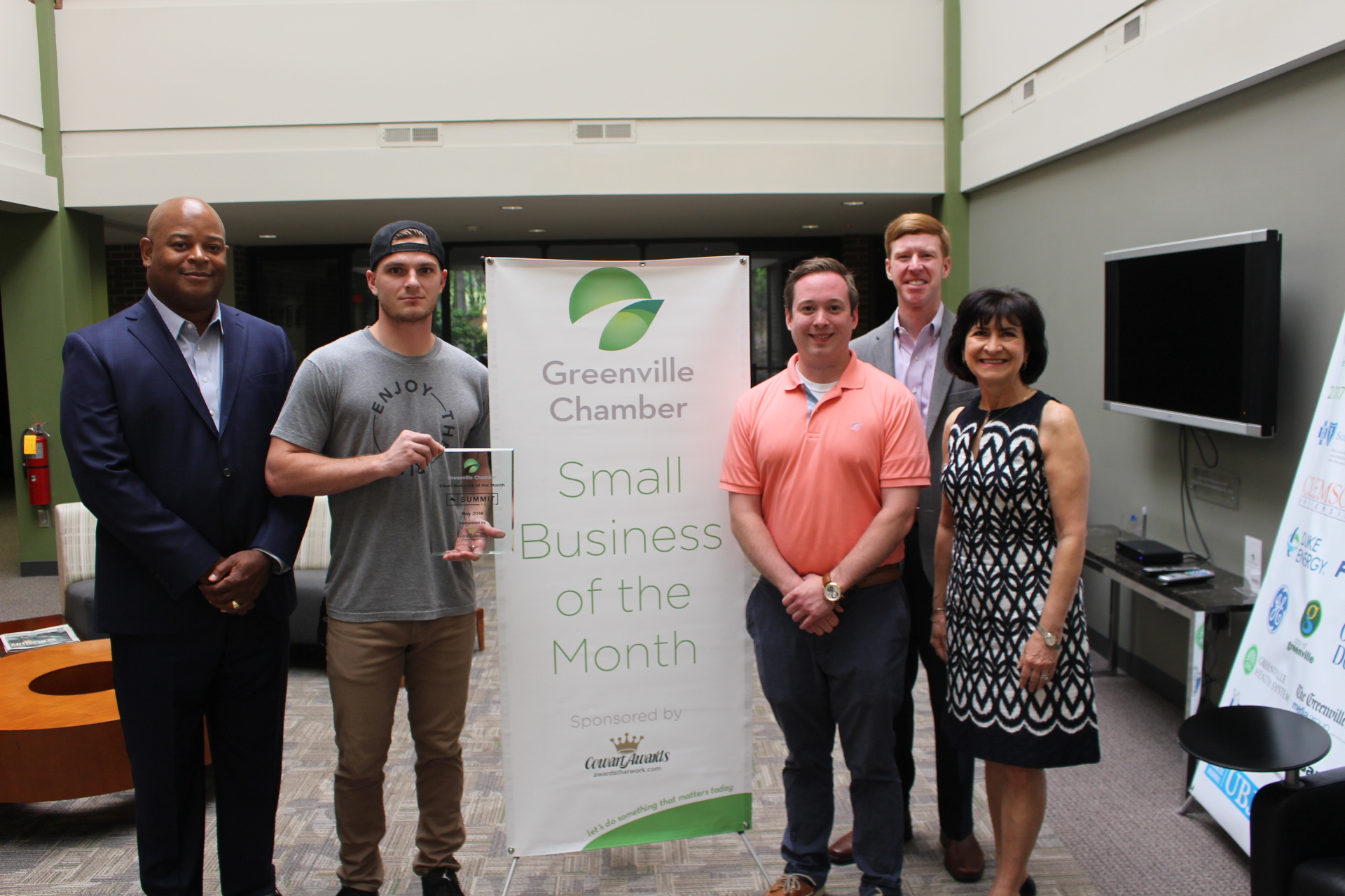 Greenville Chamber Of Commerce Congratulations To Summit