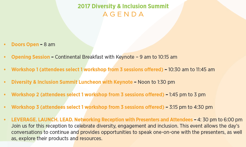 Goodwill Greenville Sc >> Greenville Chamber of Commerce - Diversity & Inclusion Summit