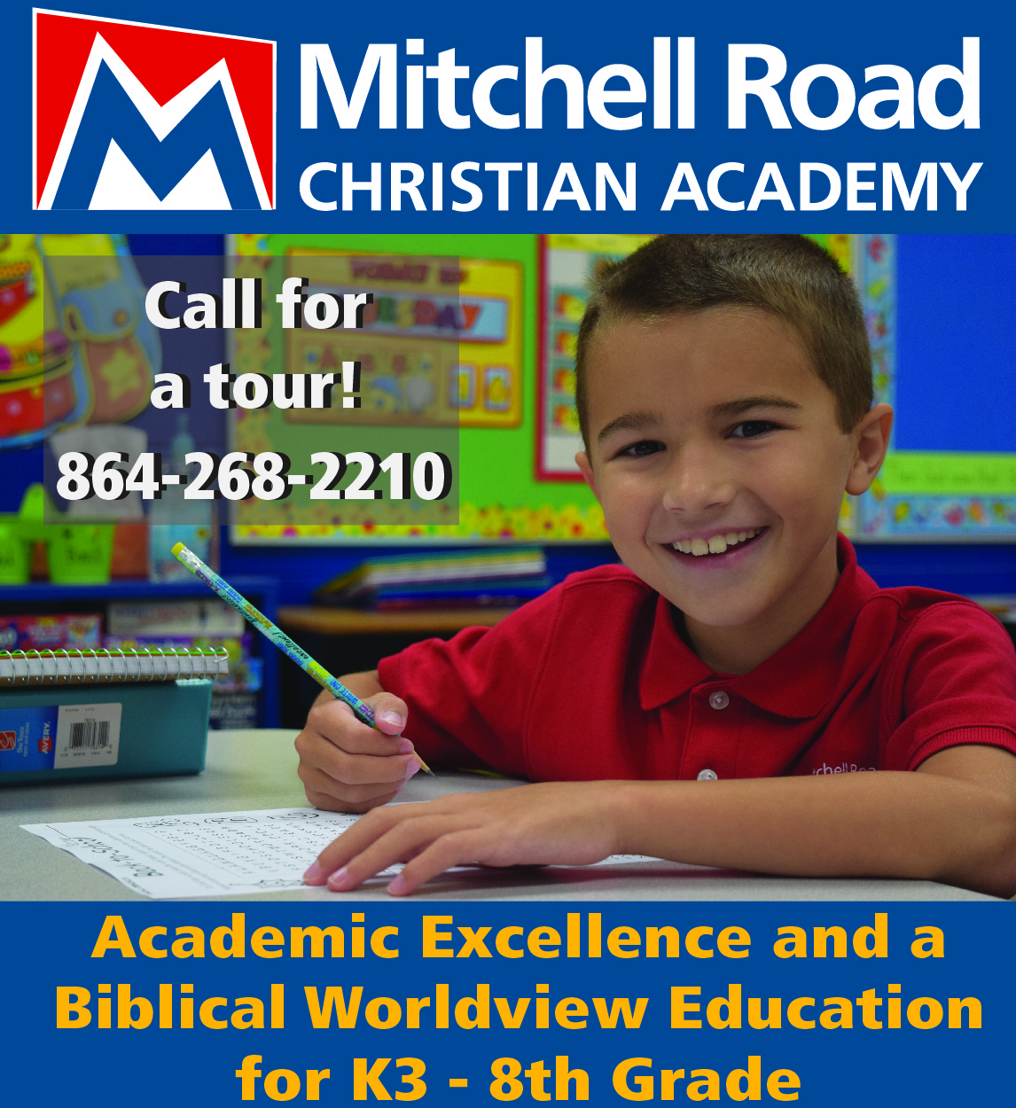 Mitchell Road Christian 09.14.2016